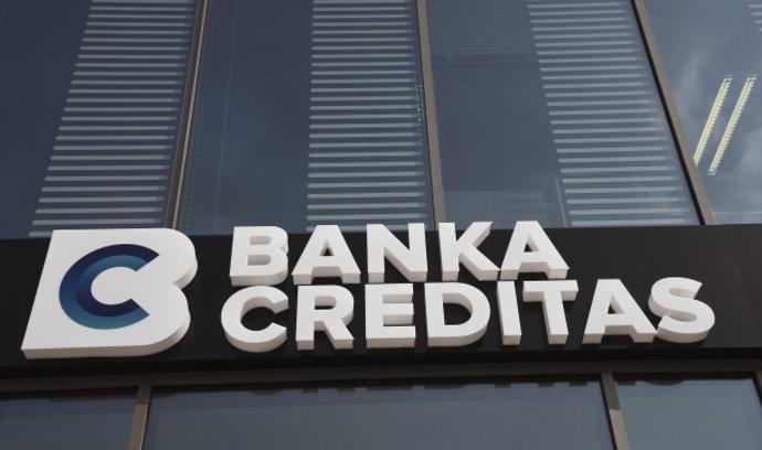 Banka Creditas opět zvyšuje kapitál