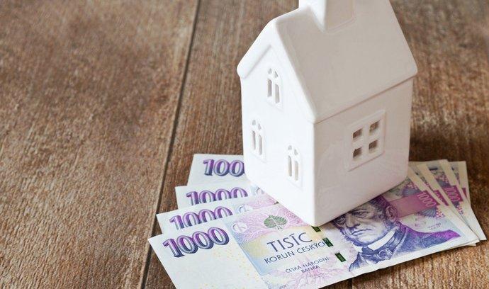 Fio banka snižuje úrokové sazby hypoték