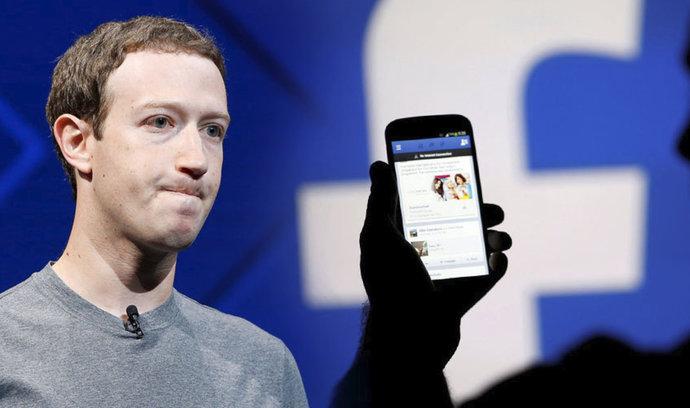 Dočekal: Zuckerberg jde přes mrtvoly, Facebook ukládá úplně vše
