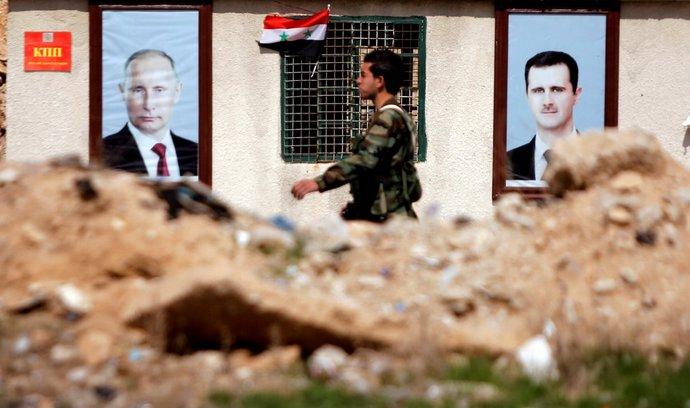 Sýrie se připravuje na útok. Války se nebojíme, vzkázala Asadova poradkyně