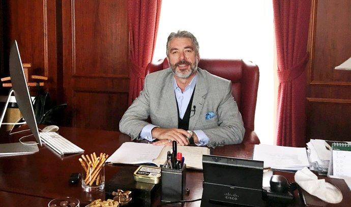 Tomáš Chrenek: Třinecké železárny proinvestují dvě a půl miliardy