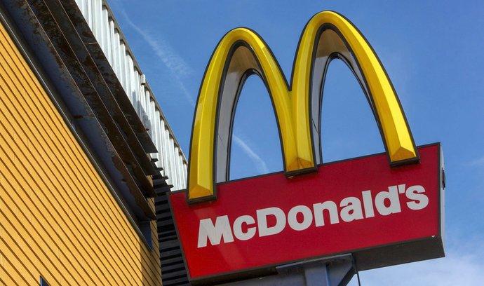 McDonald's zvýšil čtvrtletní tržby i zisk, překonal očekávání analytiků