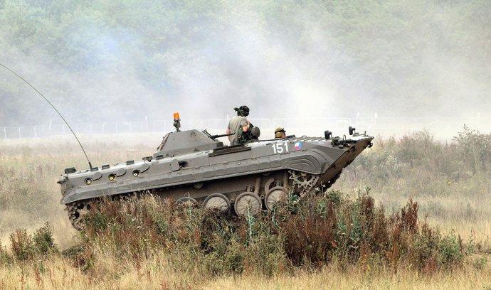 Strnadovi dodávají Ukrajině vojenskou techniku za stamiliony