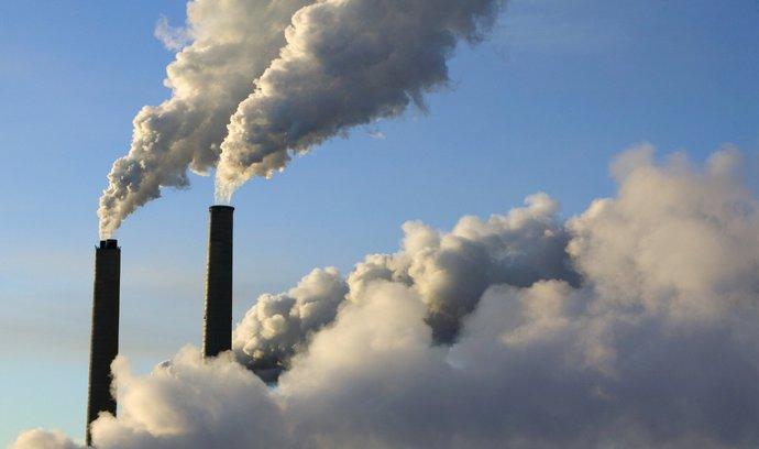 Vědci zjistili, že v atmosféře je rekordní koncentrace CO2