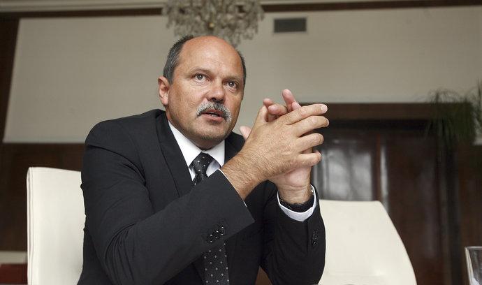 Jestli chceme zachovat výrobu, musíme ji víc dotovat, říká ministr zemědělství Jiří Milek