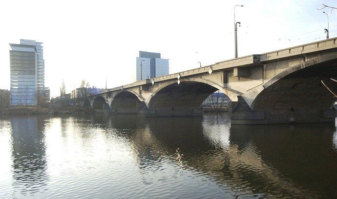 Praha připraví studii nového Rohanského mostu. Mají se na něj vejít tramvaje, auta i cyklisté