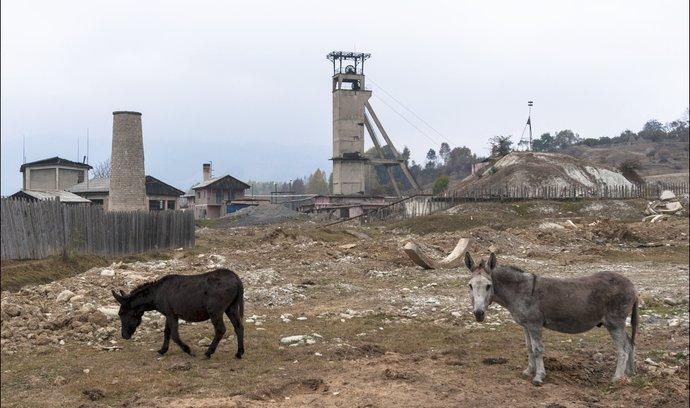 OBRAZEM: Licence k těžbě v Karpatech vyprší za šest let, tamní doly ale viditelně upadají už nyní