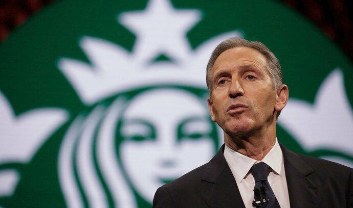 Starbucks opouští manažer, který z firmy vybudoval nadnárodní kolos