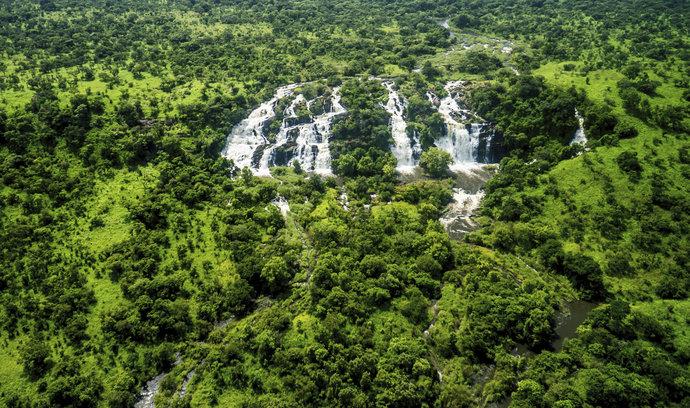Cestování s dronem. Podívejte se na nejzajímavější fotografie z celého světa