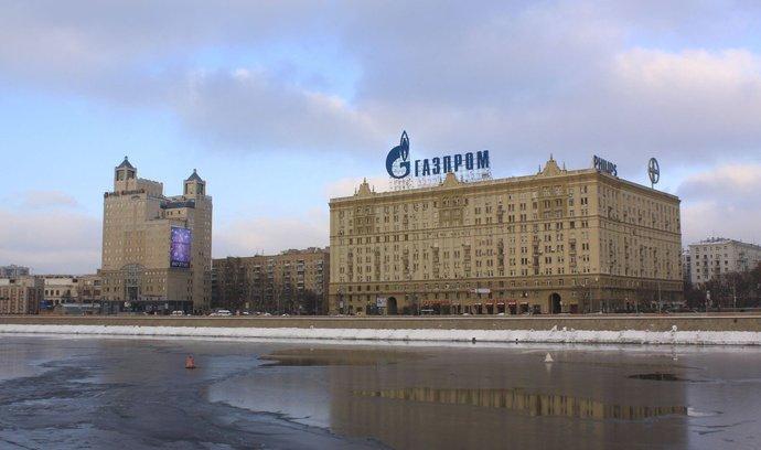 Ukrajinskému Naftogazu brání v zabavení majetku Gazpromu verdikt soudu
