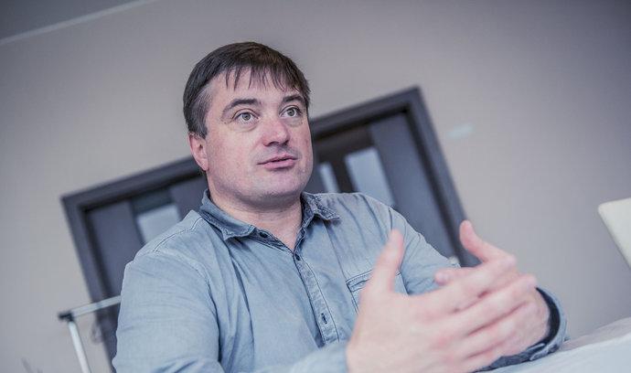 MILIARDÁŘI: Zábava je zbožím budoucnosti, říká Igor Rattaj. Nyní ho zaměstnává příprava festivalu