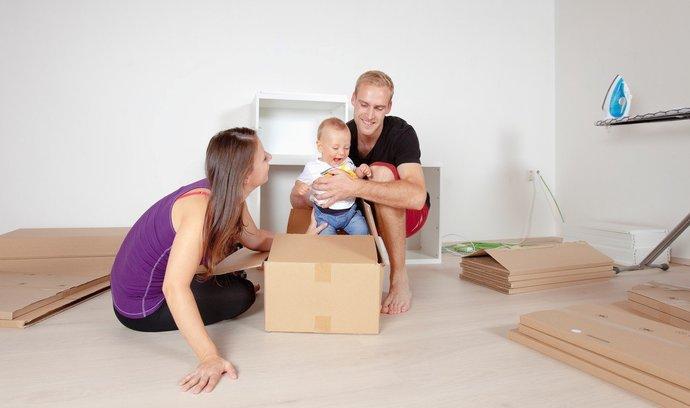 První převod bytů v rodinných domech může být osvobozen od daně