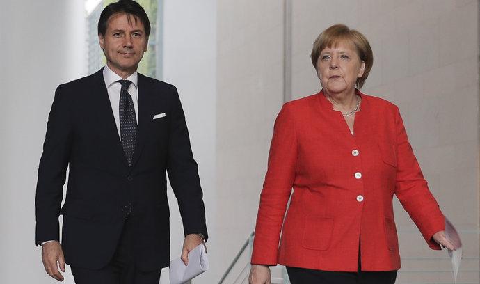 Itálie kvůli migraci blokuje závěry summitu EU ke všem tématům