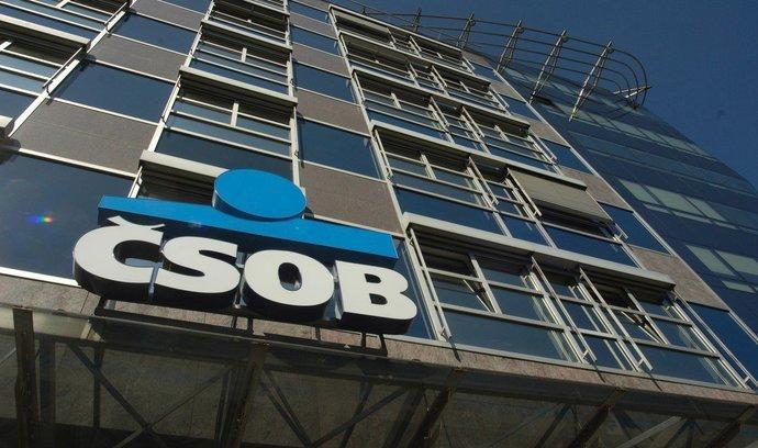 ČSOB vylepšila internetové bankovnictví: Rychlý převod peněz i online půjčka