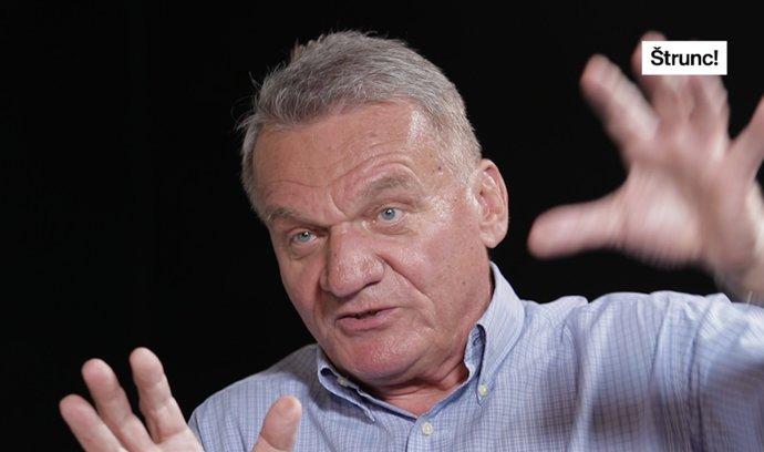Krnáčová plnila úkoly, nebyla primátorkou v pravém slova smyslu, říká Bohuslav Svoboda