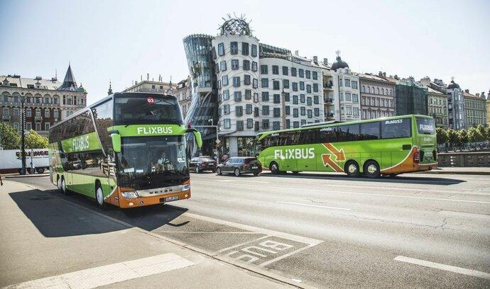 FlixBus přidává nové spoje. Na předžalobní výzvu nebude reagovat