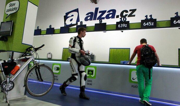 Alza dostala pokutu za chyby při prodeji chemikálií