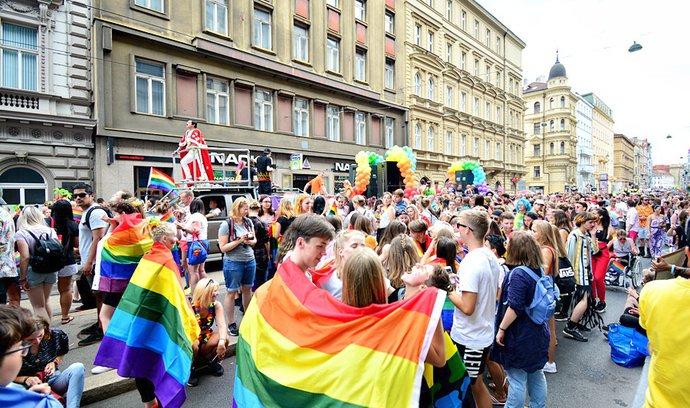 Prague Pride byznys: akce je významná jako Moto GP v Brně, míní analytik