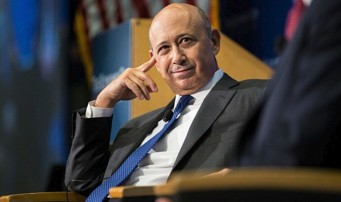 Americká Goldman Sachs dostala za uši od České národní banky