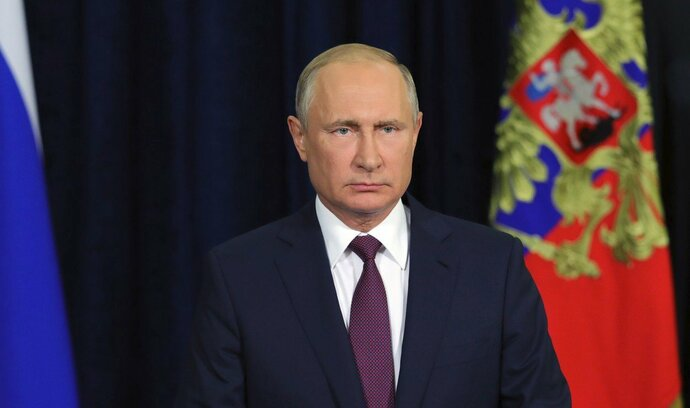 Putin: Ruská armáda získá novou generaci zbraní. Žádné agresivní plány ale nemáme