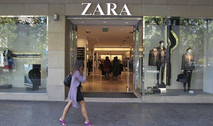 Španělské módní impérium přichází v Česku o zisky