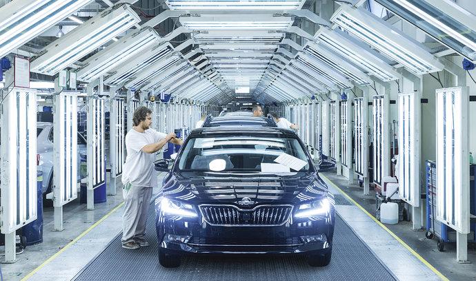 Prodeje Škody Auto v polovině roku klesly o pět procent. Na vině je hlavně prudký sešup v Číně