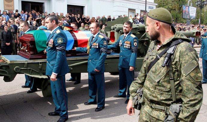 Rusko obvinilo Ukrajinu ze spolupráce s Islámským státem
