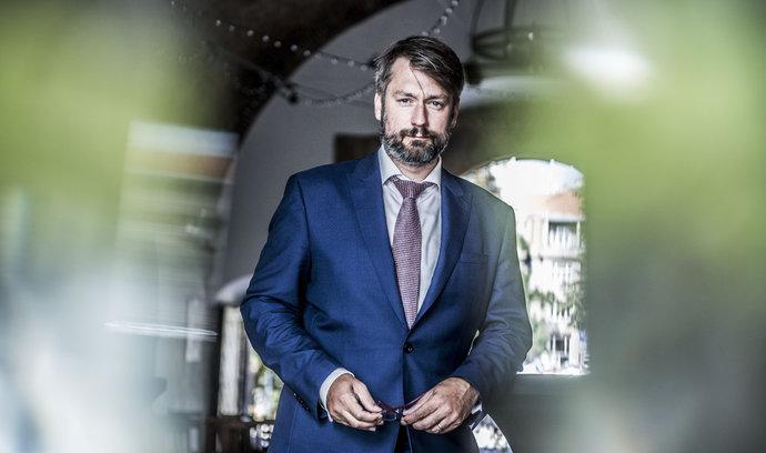 Úspěchem ČSSD v Praze by byl jakýkoliv dvouciferný výsledek, říká kandidát na primátora Landovský