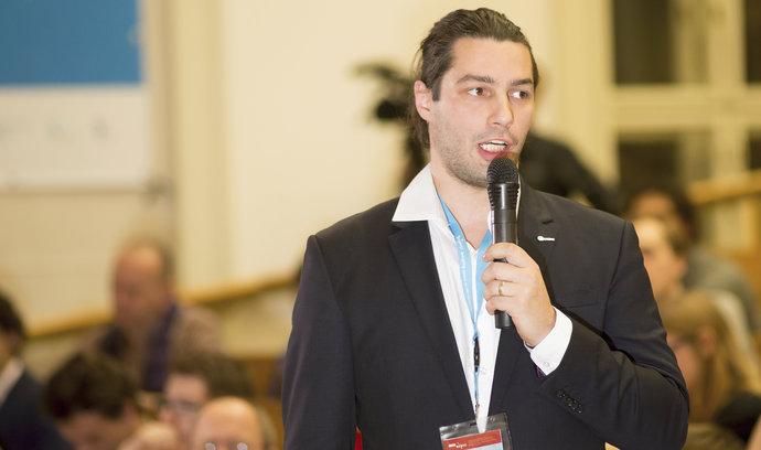 Evropa hledá průzkumníky kosmu, říká šéf vzdělávací kanceláře Evropské vesmírné agentury