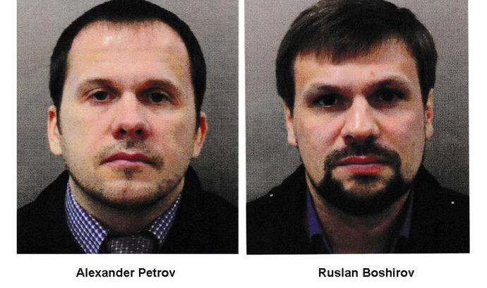 Útok na Skripalovy spáchali ruští agenti, potvrdilo vyšetřování