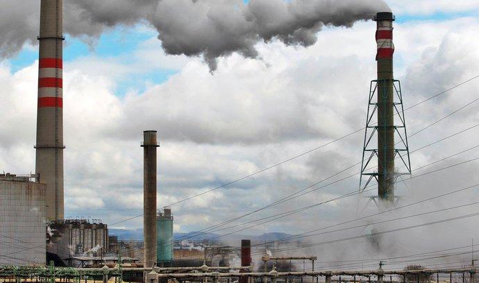 Ekologové: Do roku 2050 se dá dosáhnout, aby EU nepřidávala do atmosféry další skleníkové plyny