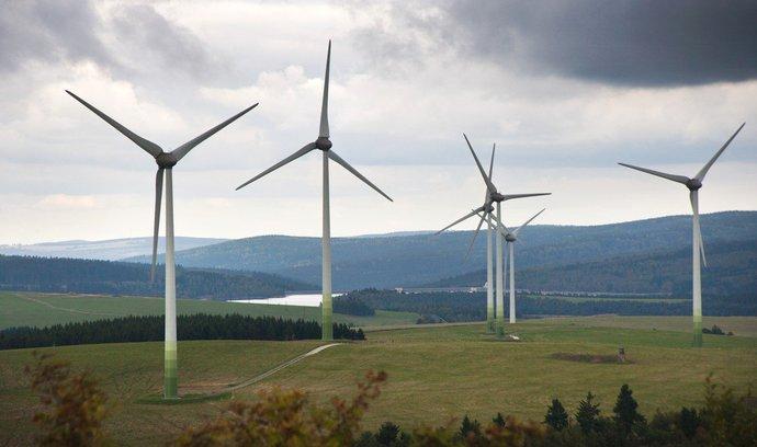 Česko na chvostu EU: zelená energie má do roku 2030 pokrýt jen pětinu spotřeby