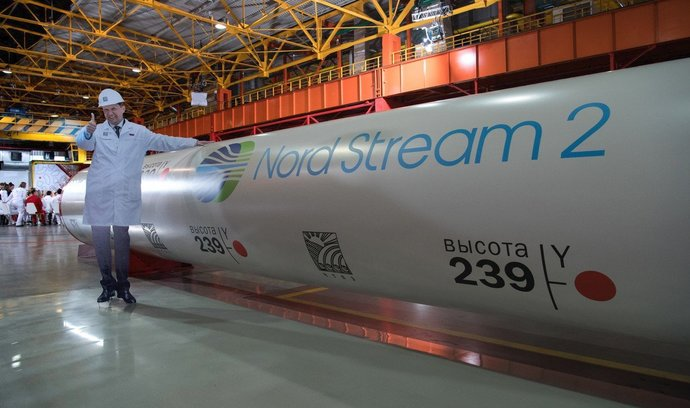 Trumpovo varování pro Německo: Nord Stream 2 učiní zemi závislou na Rusku