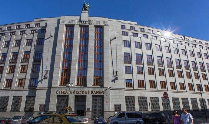 ČNB dělá první kroky proti firemním bondům. Těch problematických je až třetina