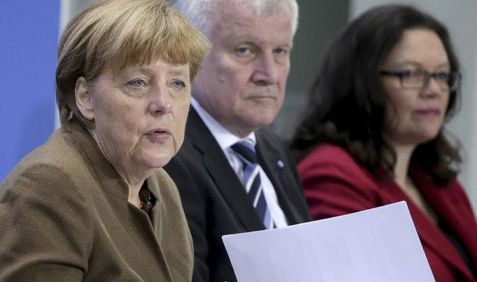 V Německu eurovolby nejspíš vyhrála CDU/CSU, hodně ale oslabila