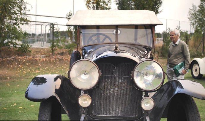 Masaryk jezdil jen českými vozy. Podívejte se na jeho pragovku