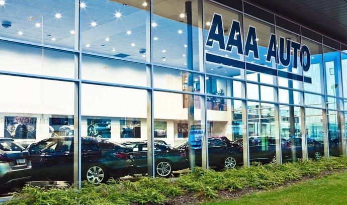 AAA Auto spouští on-line prodej zánovních aut, nabídka i plán tržeb jsou ale minimální