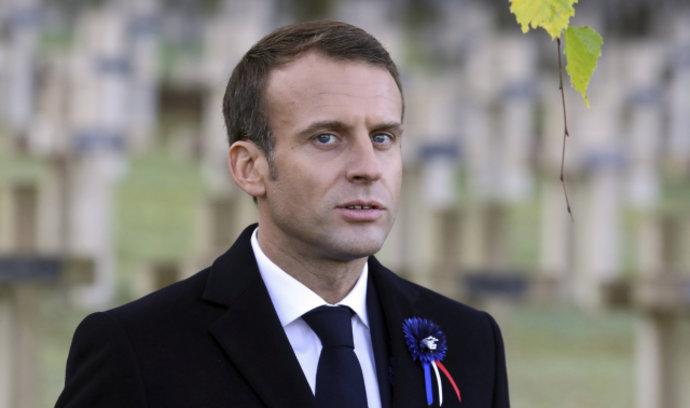 Francouzská policie zadržela šest lidí, kteří plánovali útok na prezidenta Macrona