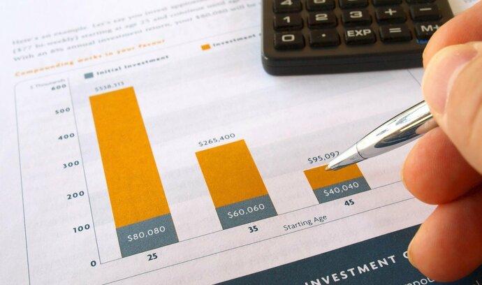Majetek v podílových fondech stoupl. Nejvíce investujeme do smíšených fondů