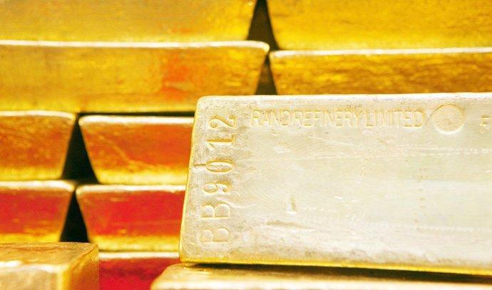 Centrální banky skoupily nejvíce zlata za poslední půlstoletí