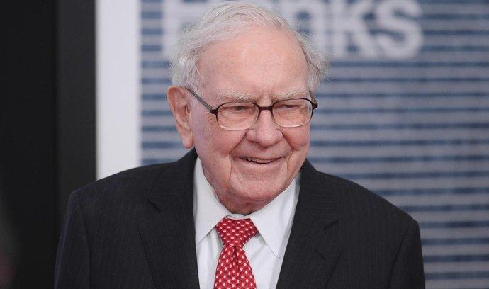 Buffett investoval stamiliony dolarů do podvodného projektu