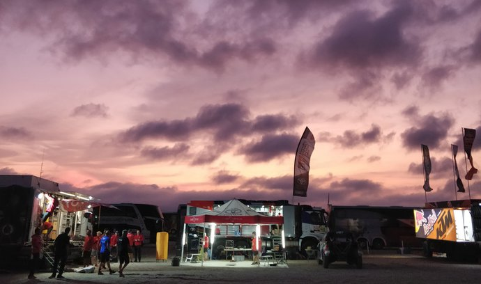 Kameraman Rallye Dakar: Nejlepší záběr jsem si nechal pro sebe