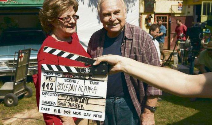 Ve věku 85 let dnes zemřel divadelní a filmový herec Luděk Munzar