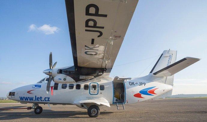 České letouny L 410 budou střežit polské hranice