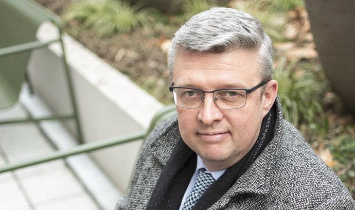 Musíme prodat Česko jako technologického lídra, vyzývá Karel Havlíček