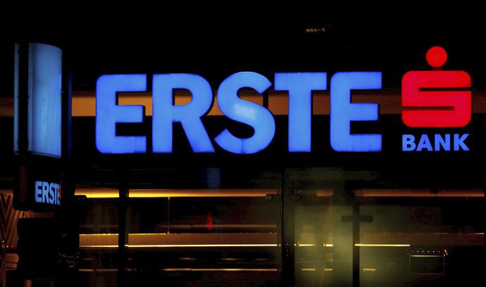 Erste Group zvýšila zisk o více než třetinu, dařilo se i České spořitelně