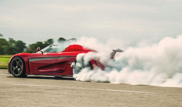 """Hybridní supersport Koenigsegg bude """"CO2 neutrální"""""""