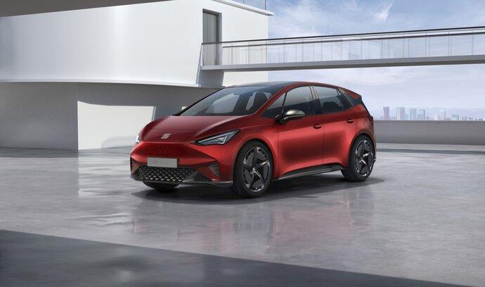 Automobilka Seat představila svůj první elektromobil. Jmenuje se el-Born