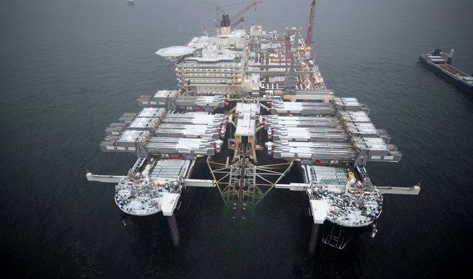Američtí senátoři navrhují sankce pro stavitele plynovodu Nord Stream 2