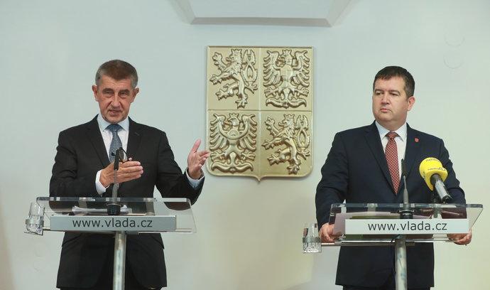 Glosa Martina Čabana: Předvolební strkanice